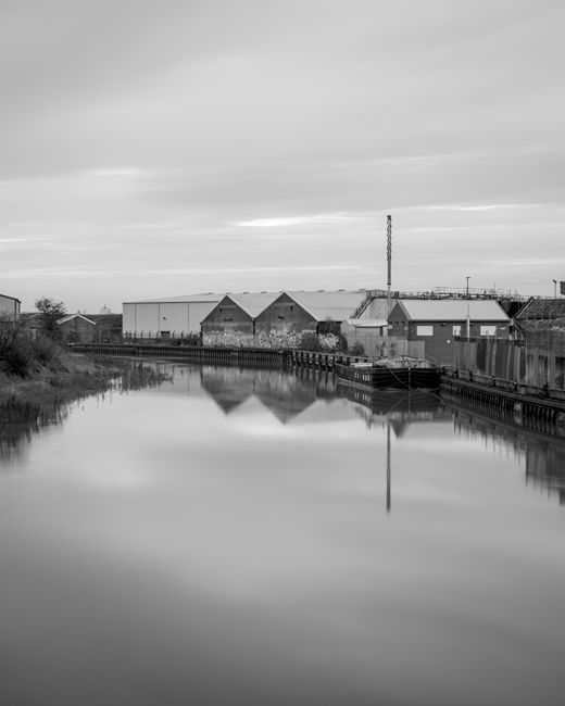 'River Hull from Stoneferry'