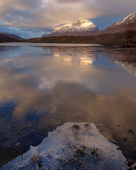 'Another Loch Clair dawn'