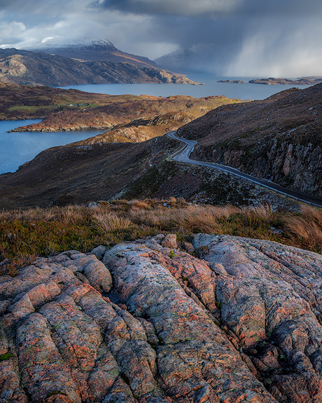 'Storm over Upper Loch Torridon'