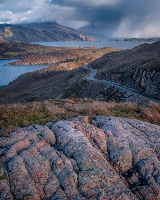 'Storm over Upper Loch Torridon'