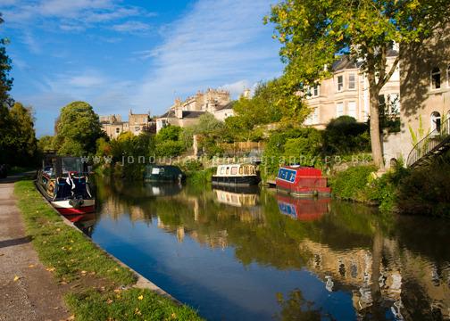Canal in Bath