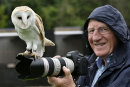Geoff & Barn Owl