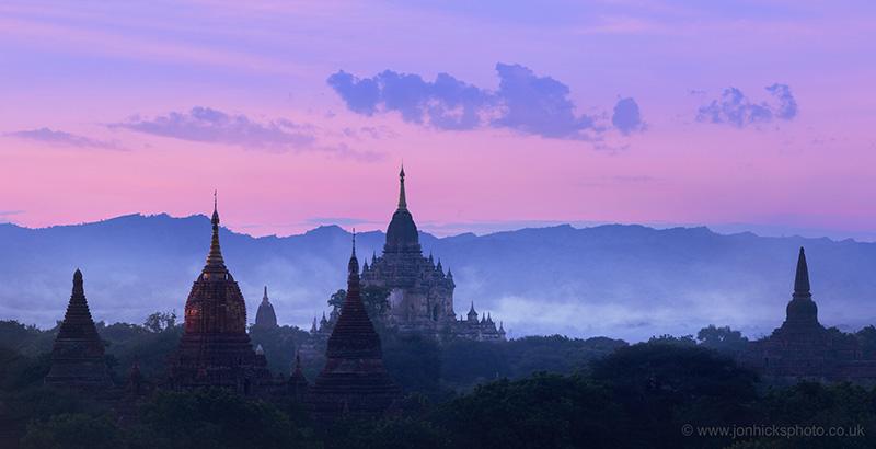 Bagan, Myanmar.