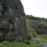 Cheddar rocks