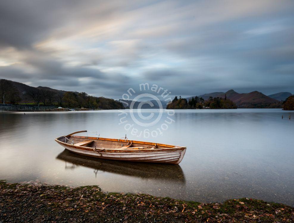 Boat on Derwent Water