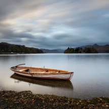 Boat on Derwent Water