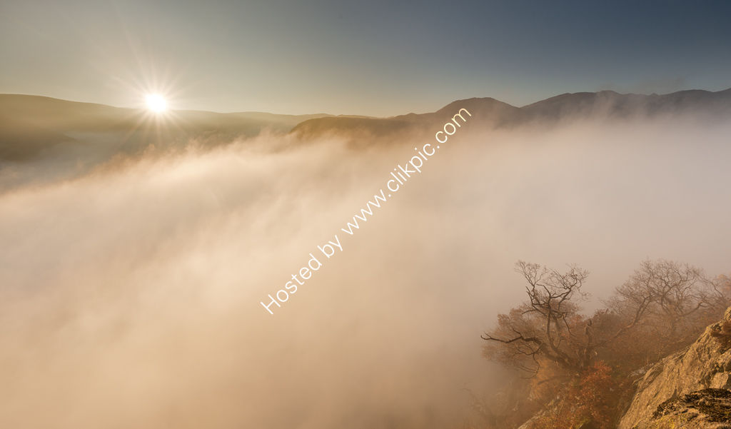 Cloud Inversion over Ullswater