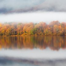 Autumn Colour, Derwent Water, Lake District