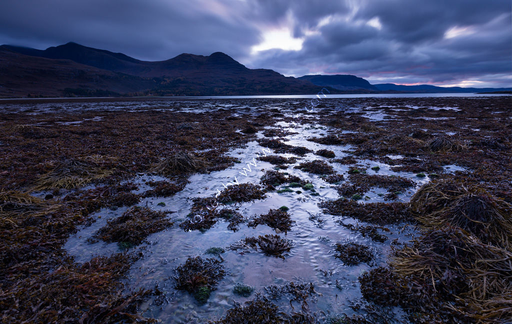 Last Light at Torridon