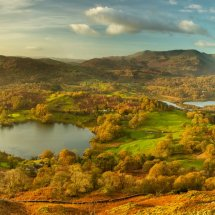Loughrigg Tarn, Lake District