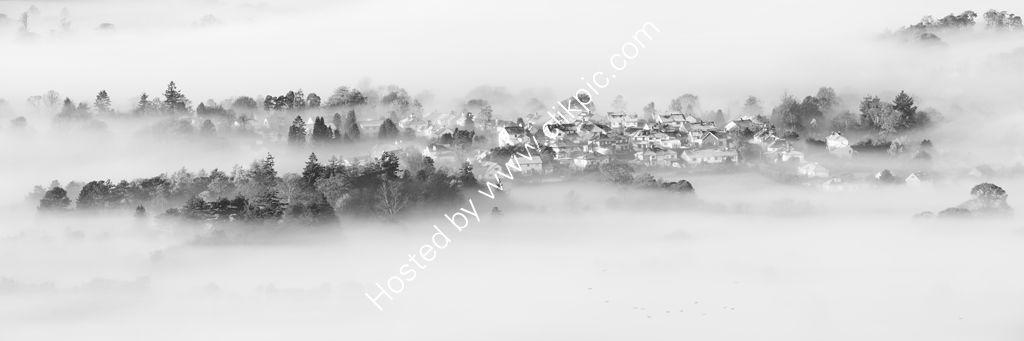 Shrouded in Mist, Portinscale