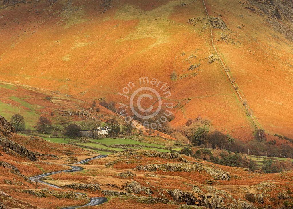 Farm near Wasdale, Lake District