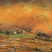 Farm near Wasdale, Lake District