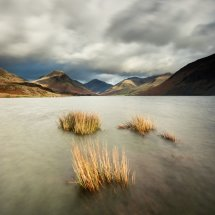 Storm Clouds over Wast Water