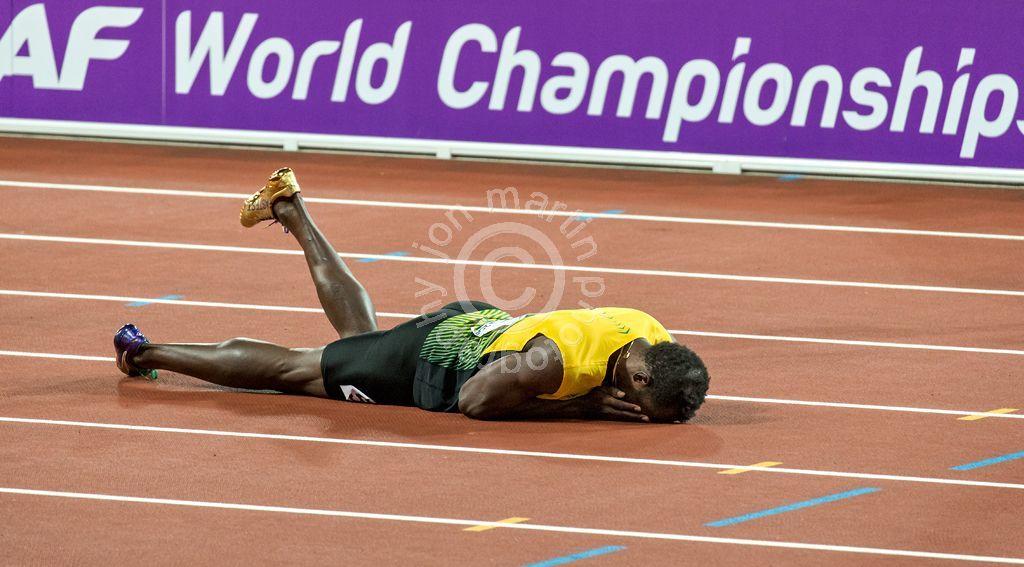 2017 Worlds Usain Bolt