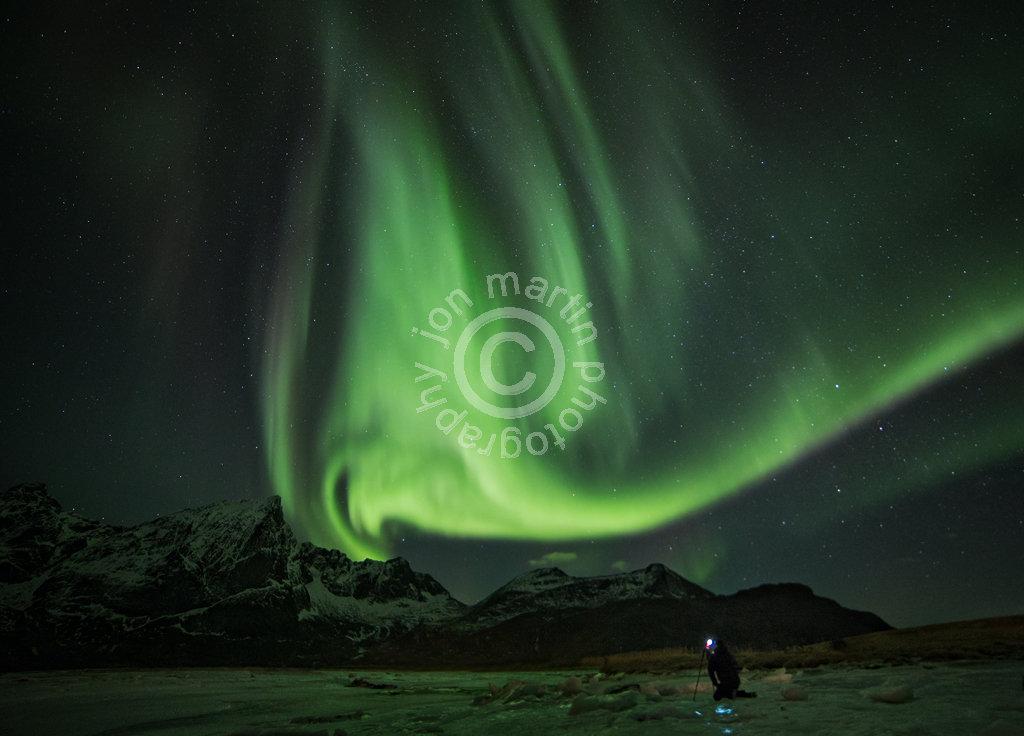 Capturing the Aurora