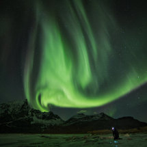 Capturing the Aurora