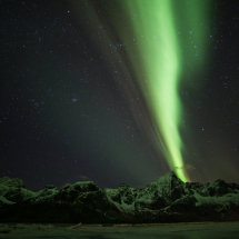 Aurora Lofoten Islands