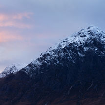 Sunset, Buchaille Etive Mor
