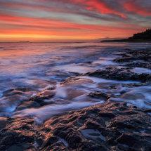 Classic Bamburgh Sunrise
