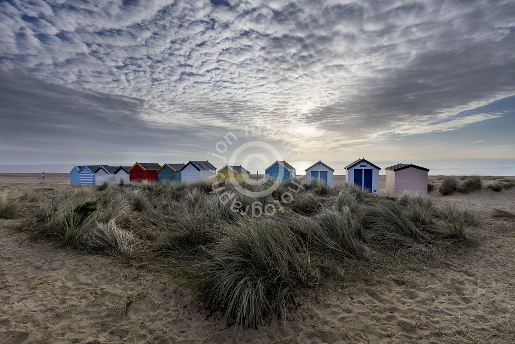 Cloud Formation, Southwold Beach