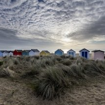 Cloud Formation, Southwold Beach