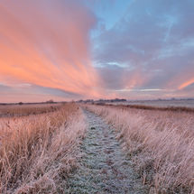 Cloud Formations over Nofolk Broads