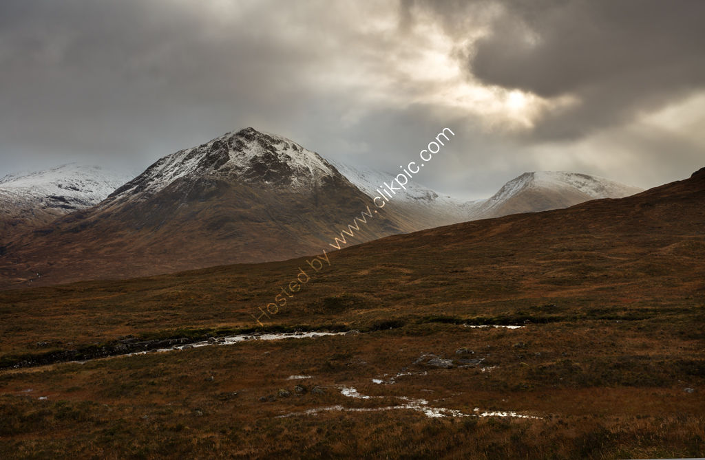 Storm over Glencoe 2