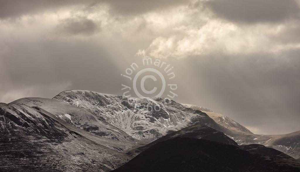 Hills near Castlerigg, Lake District