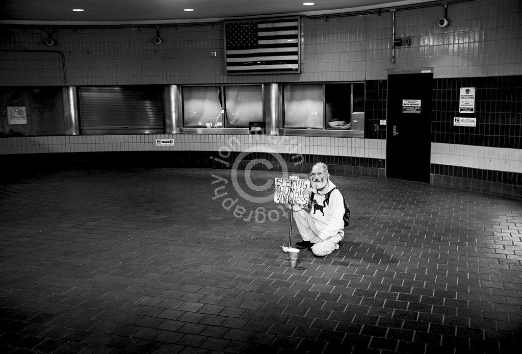 Homeless in Cambridge, Massachusetts