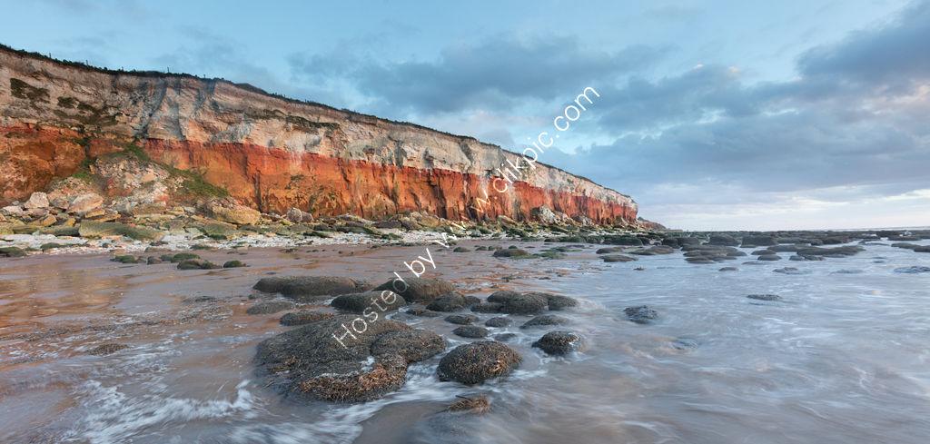 Hunstanton Cliffs Panorama