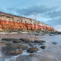 Hunstanton Cliffs Panorama