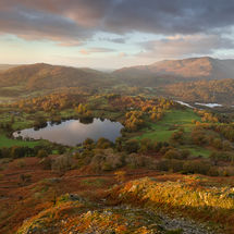 Loughrigg Tarn Sunrise