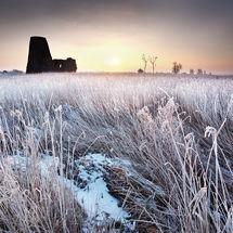Minus Nine at St Benets Abbey