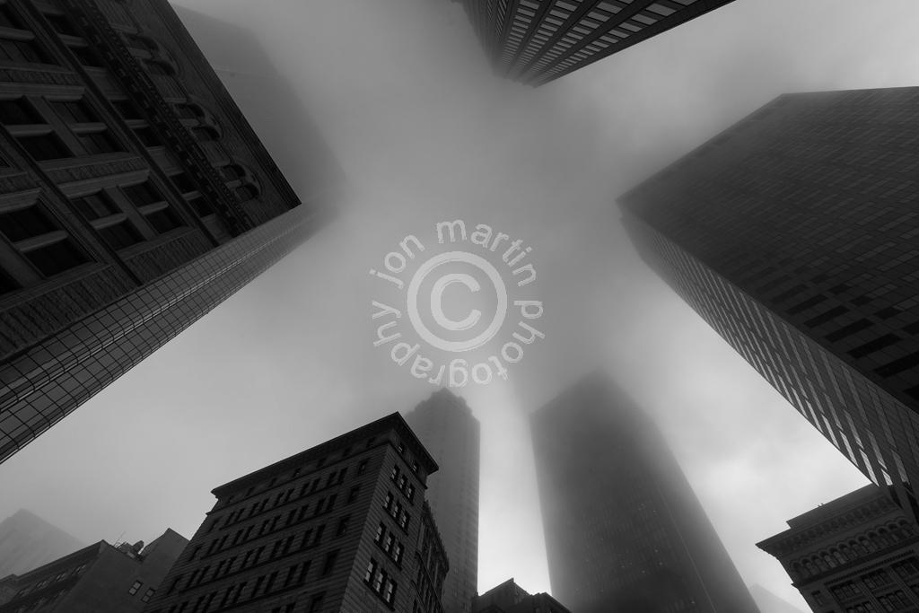 Mist in Boston