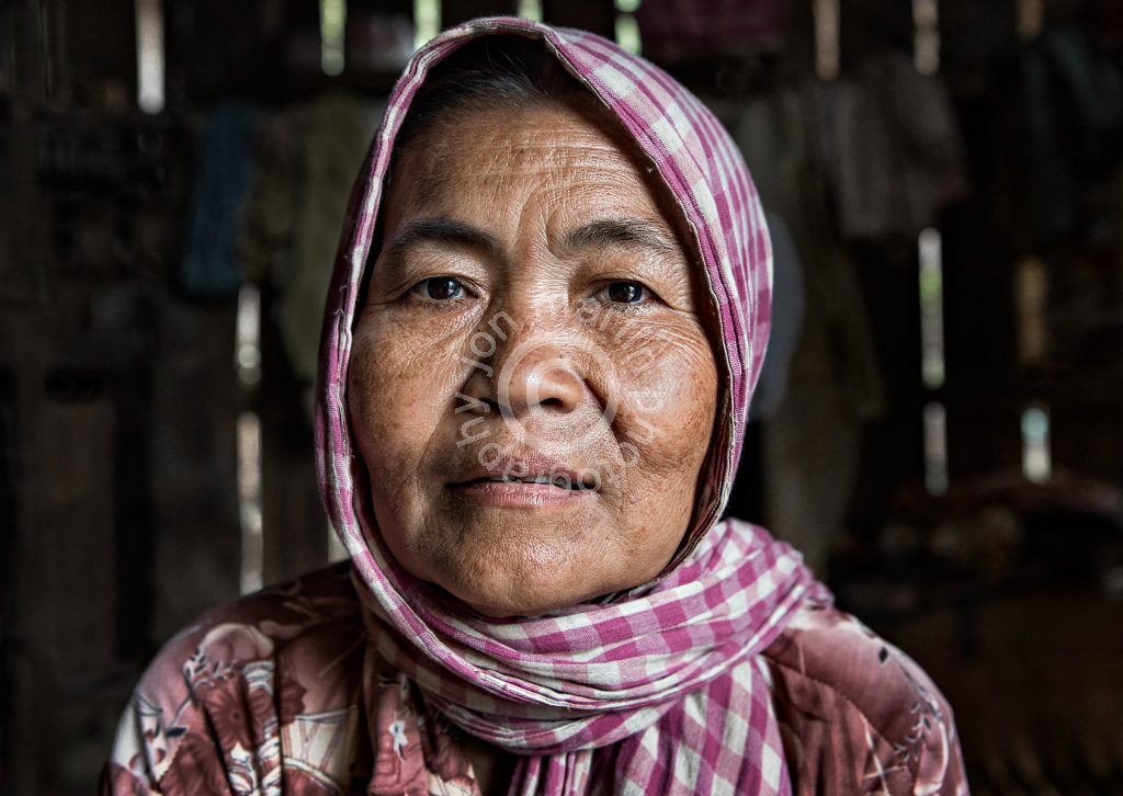Muslim Lady