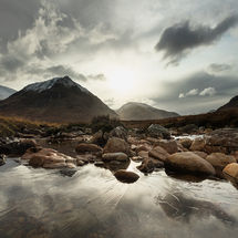 River Coupall, Glencoe