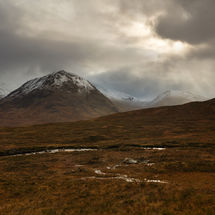 Storm over Glencoe 1