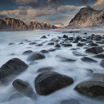Norwegian Beach