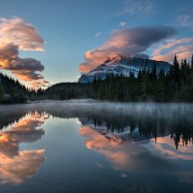 Reflection Pools, Banff National Park