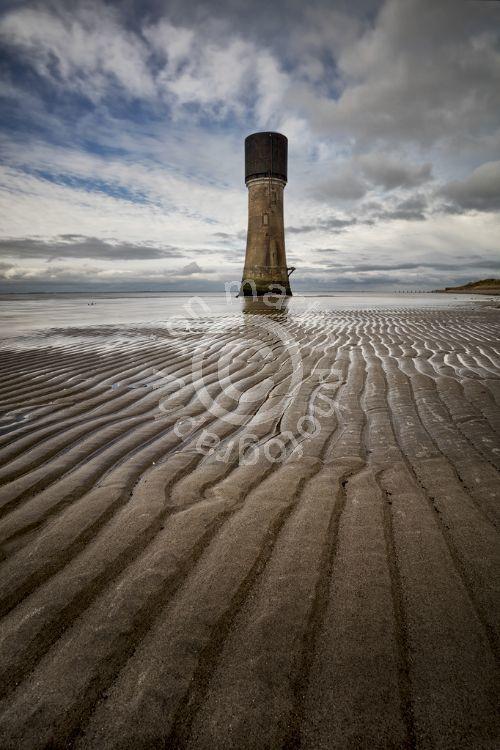 Spurn Head Lighthouse, Yorkshire