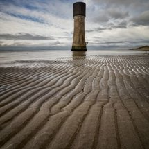 Spurn Head Lighthouse, Yorkshire