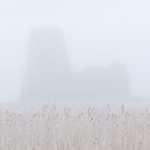 Misty St Benet's Abbey
