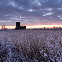 Before Dawn at St Benet's Abbey
