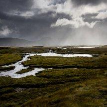 Storm over Rannoch Moor