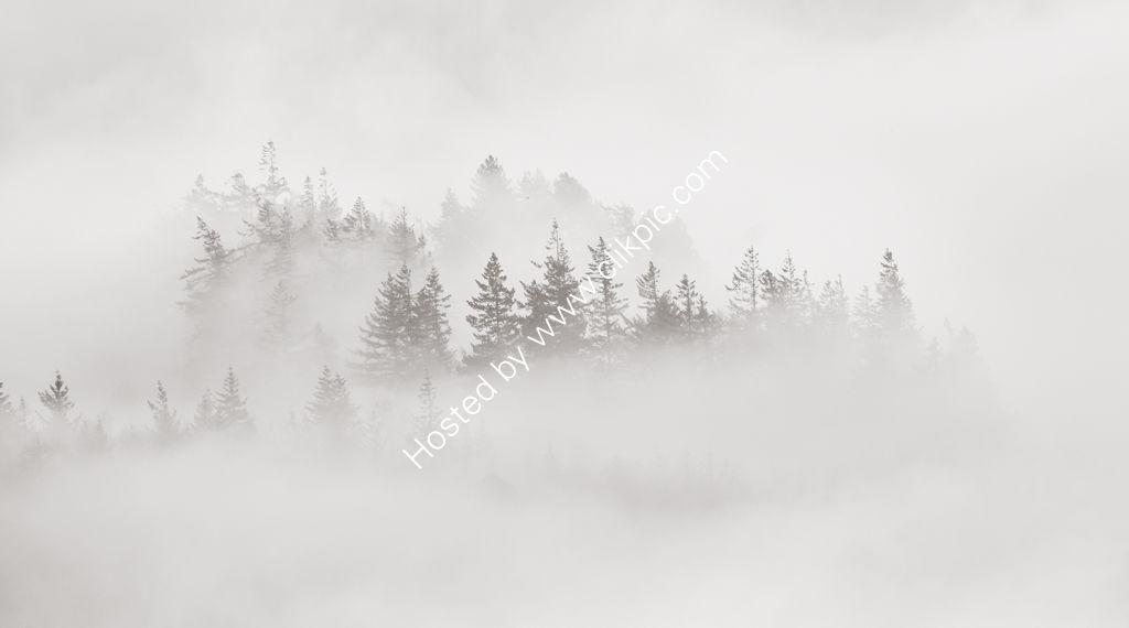Ullswater Mist Mono