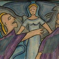 Oedipus curses Creon