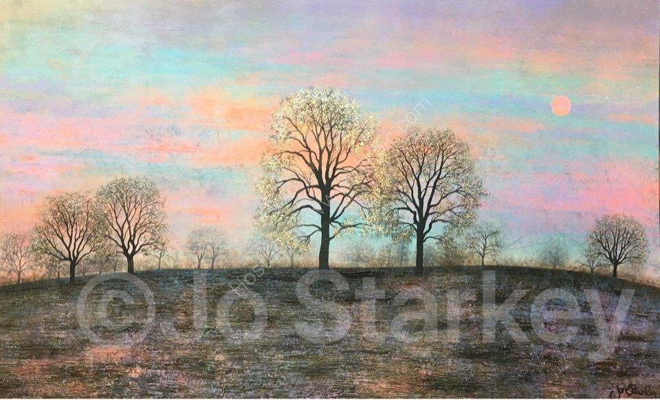 'Sunset Sky II'