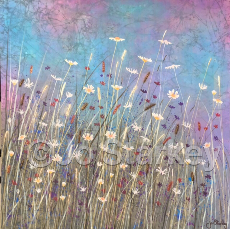 'Wild Flowers IV'