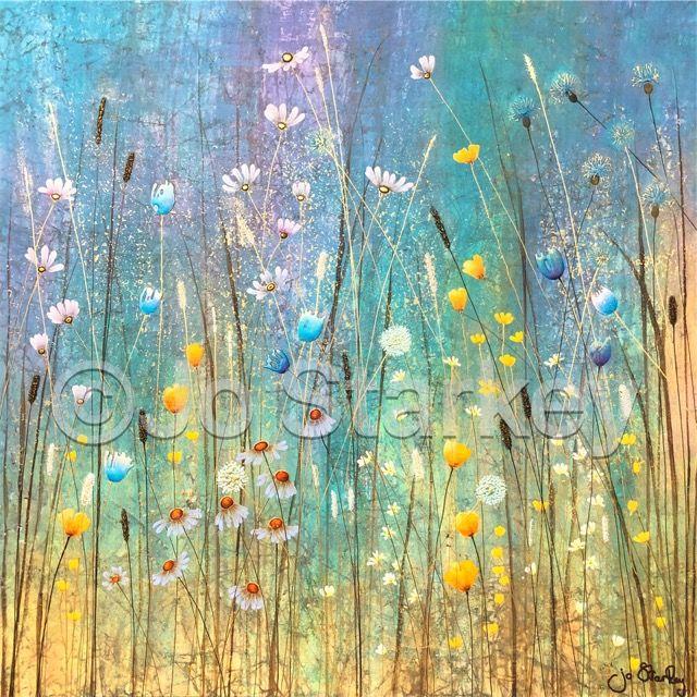 'Summer Flowers by Jo Starkey'